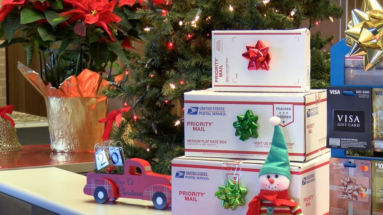 USPS Holiday Shipping
