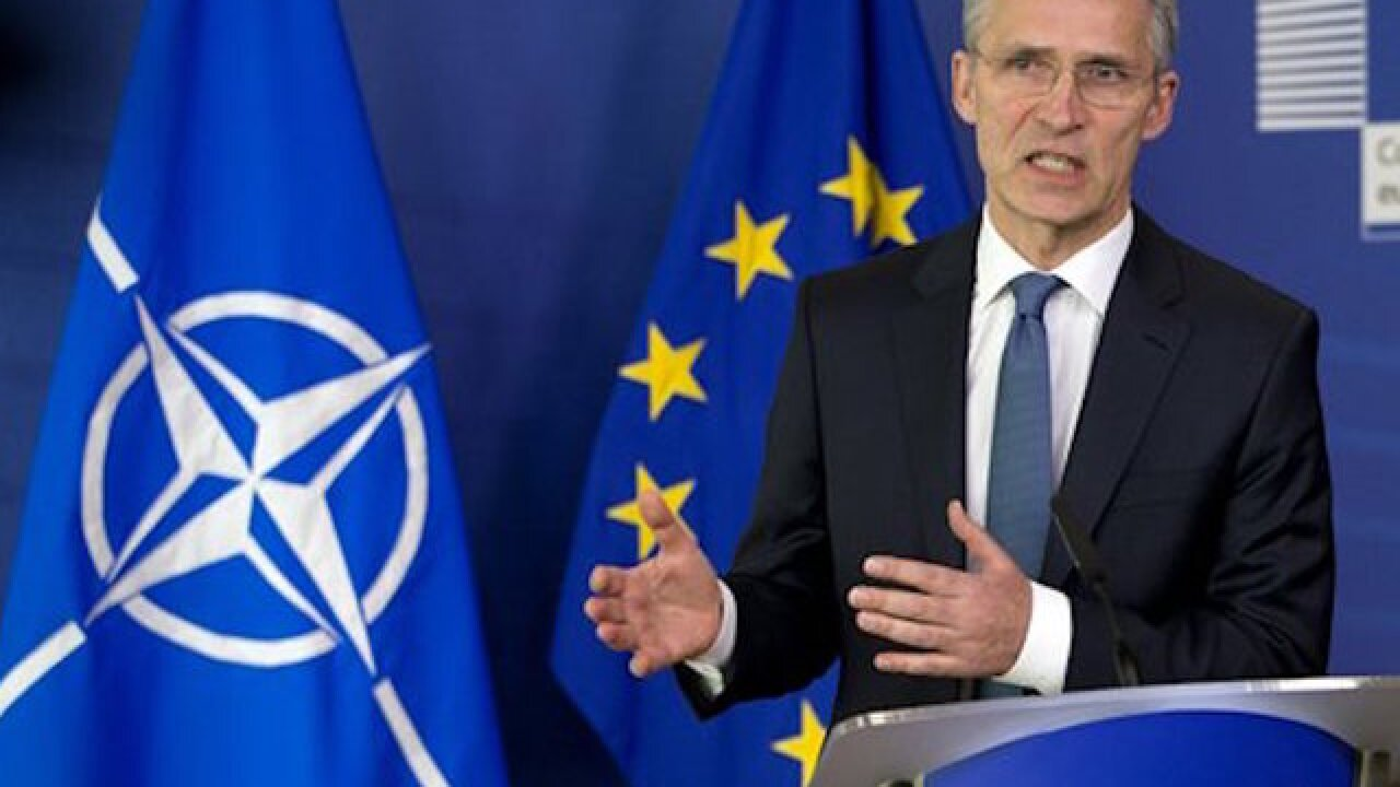 NATO-Russia Council set for rare meeting