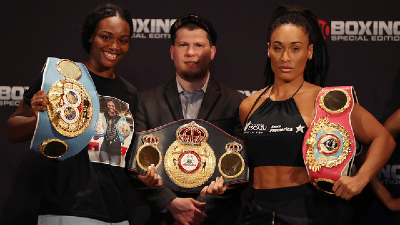 Claressa Shields wins decision over Hanna Gabriels; Hammer next?