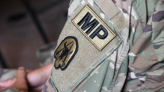 MT National Guard Soldiers depart to D.C.