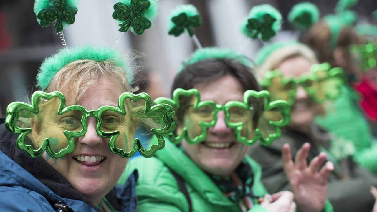 Dublin and other cities cancel St. Patrick's Day parades amid COVID-19 outbreak