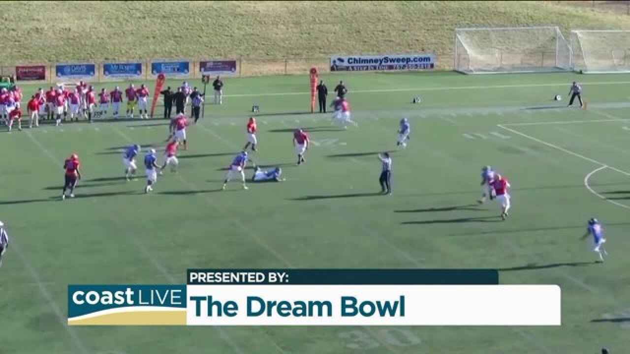 Previewing The Dream Bowl on CoastLive