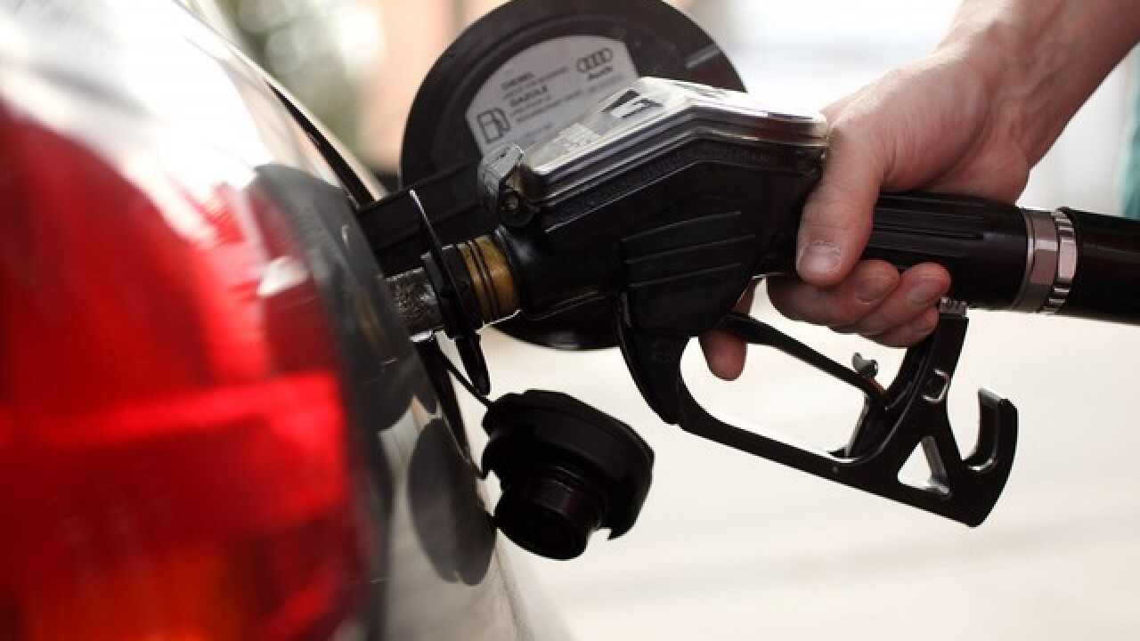 Gas prices up in Buffalo; expected to slightly decrease in new year