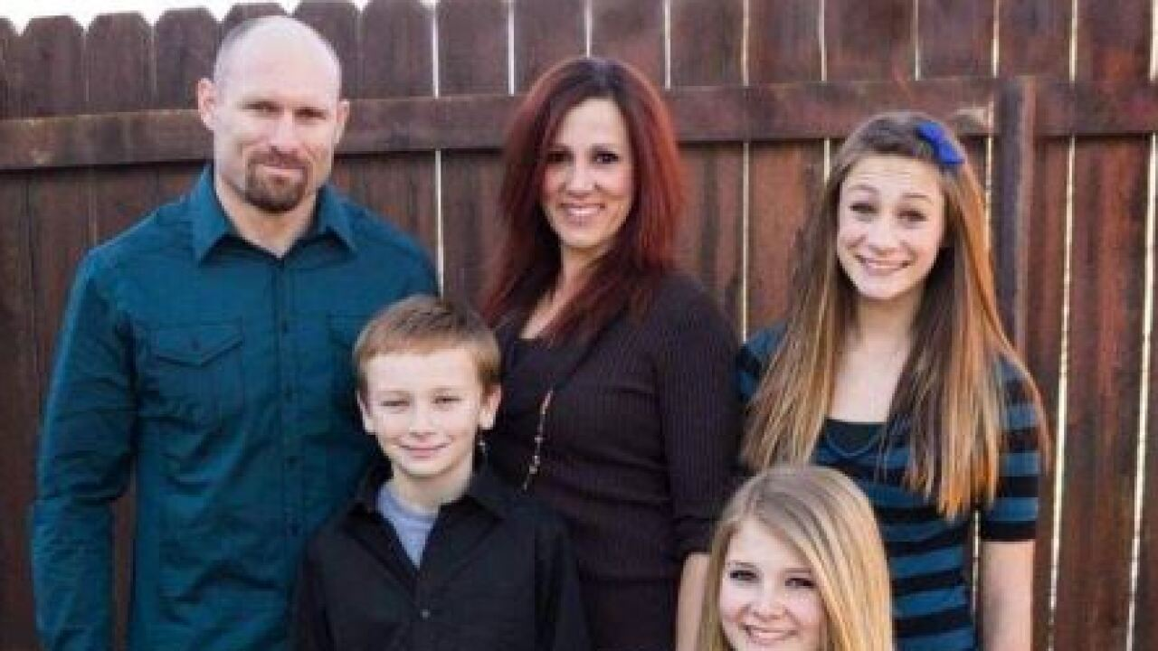 fort lupton police sgt. christopher pelton and his family.JPG
