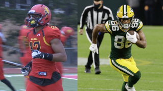 Malik Taylor makes it from Ferris State to the Green Bay Packers 53-man roster