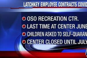 Oso Recreation employee tests positive for COVID-19