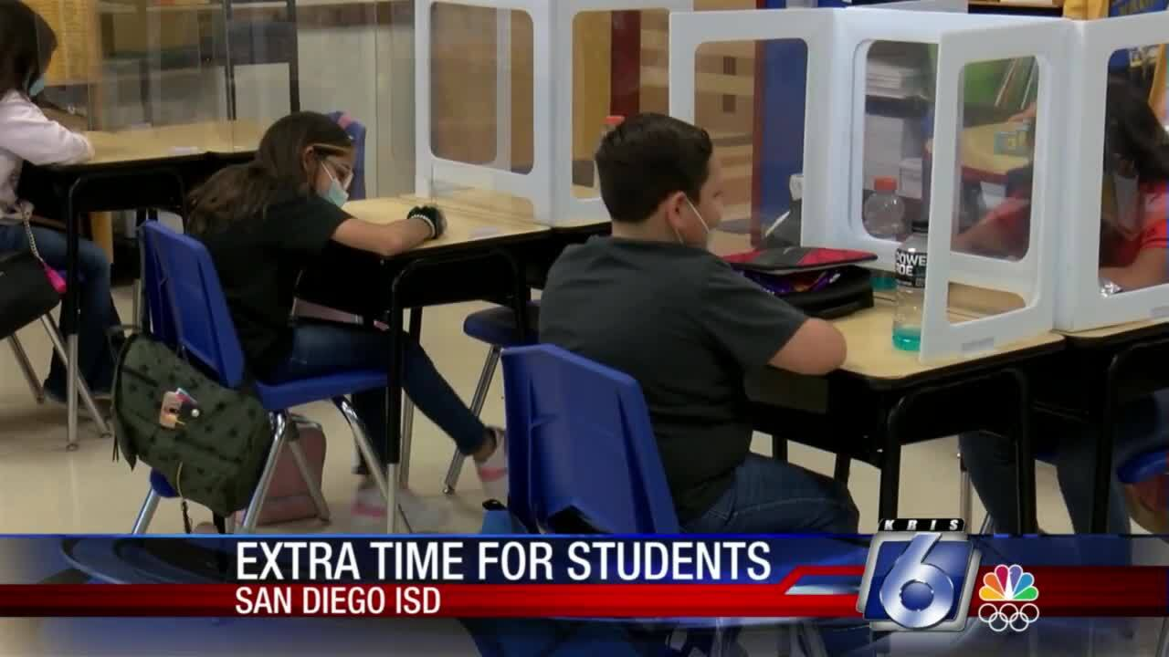 San Diego ISD will offer 30 days of summer instruction