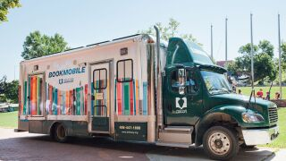 Bookmobile resuming limited services
