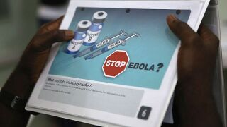 Officials working to stop Ebola outbreak in Congo distribute experimental vaccine
