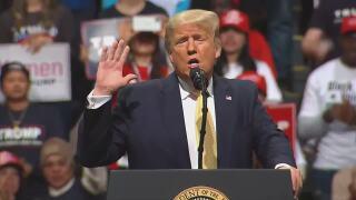 President Trump speech