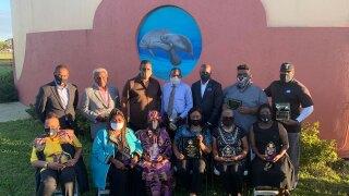 Riviera Beach honorees