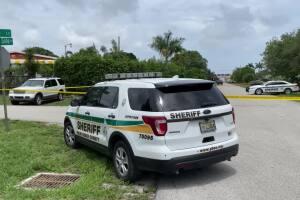deputies investigate shooting near Crane Lane and Sunny Side Drive, June 19, 2021