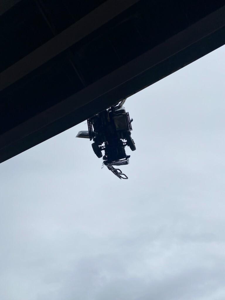 I-215 Accident