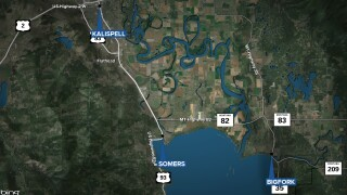 Woman killed in Monday Flathead County crash