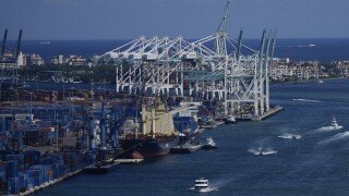 DeSantis: Florida's seaports open, ready to meet holiday demands