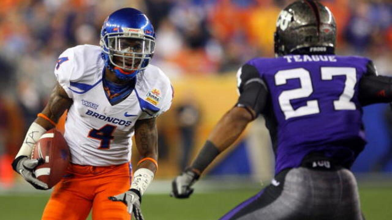 Broncos honored by Athlon Sports