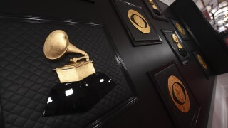 Music-Grammy Name Change