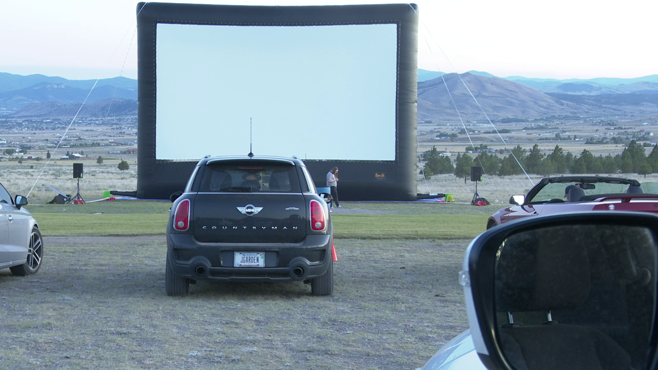 New drive-in theatre offers family fun in Helena