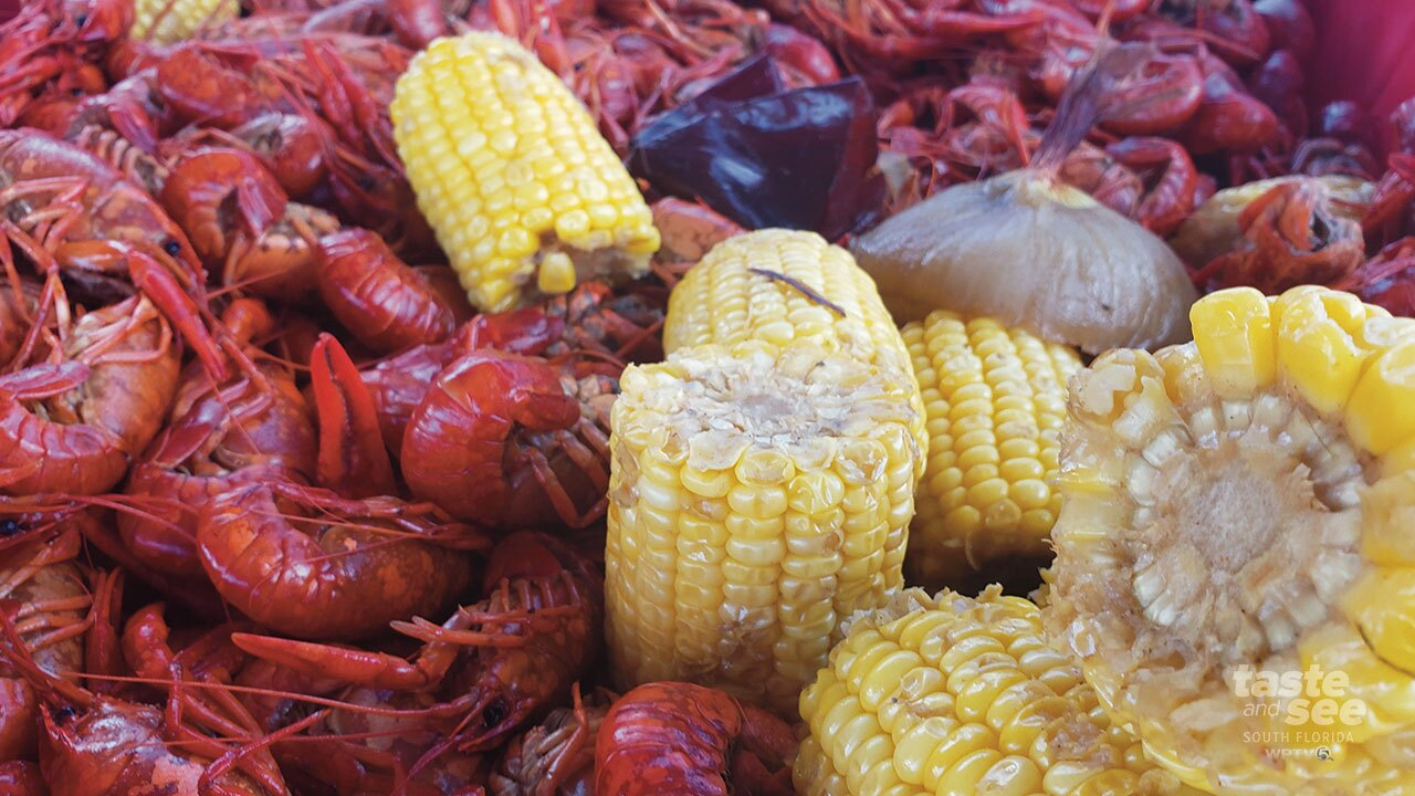 """The 3rd Annual Cajun Crawfish & Music Festival returns to Abacoa on Saturday, June 5 from 10 a.m. to 10 p.m. at Downtown Abacoa.  At this free event get a taste of """"N'awlins"""" with authentic Cajun food, cooking demonstrations, live music, and more."""
