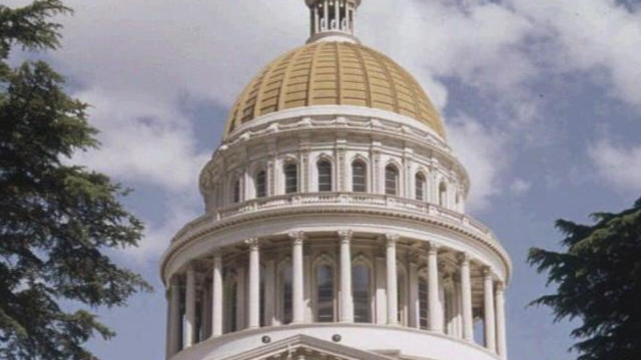 Women in California Capitol speak out against harassment