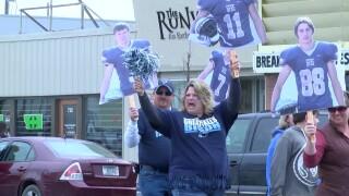 Great Falls High School Homecoming Week Parade
