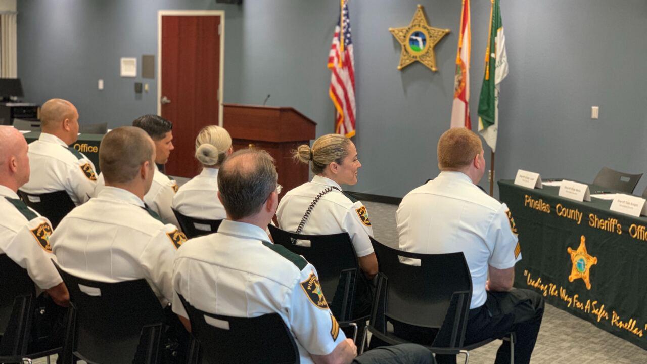 FL Sheriffs, ICE presser