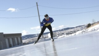 Butte Snoflinga winter fest brings speed skater to the Mining City