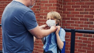 Safely Back to School: Masks for kids as they prepare to head back to class