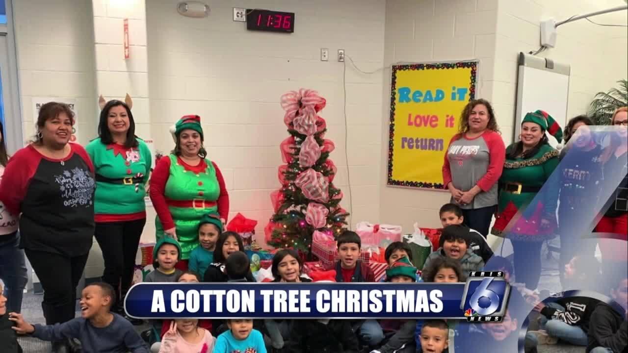 Robstown ISD's Cotton Tree Christmas