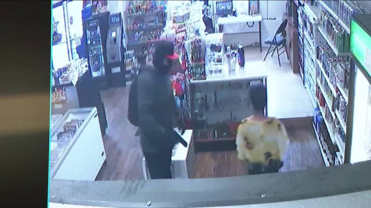 Business owner fears for safety after store robbed twice_adams county