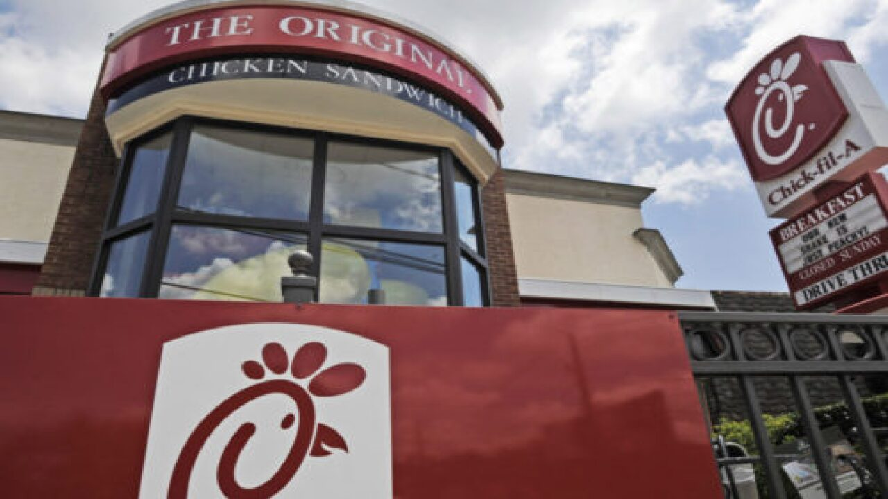 Some Chick-Fil-A And Taco Bell Locations Are Giving Out Free Food In Exchange For Rolled Coins