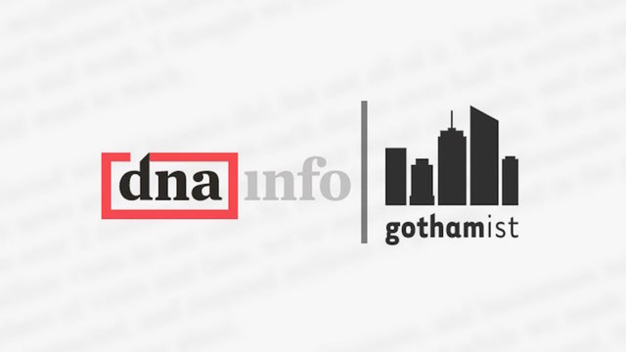 DNAinfo, Gothamist shuttered after employees unionize