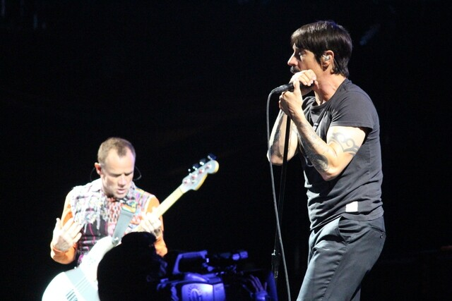 PHOTO: Red Hot Chili Peppers heat up KAABOO Del Mar