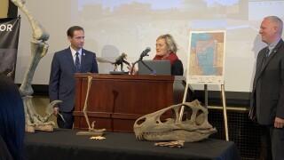 Utahraptor State Park announcement