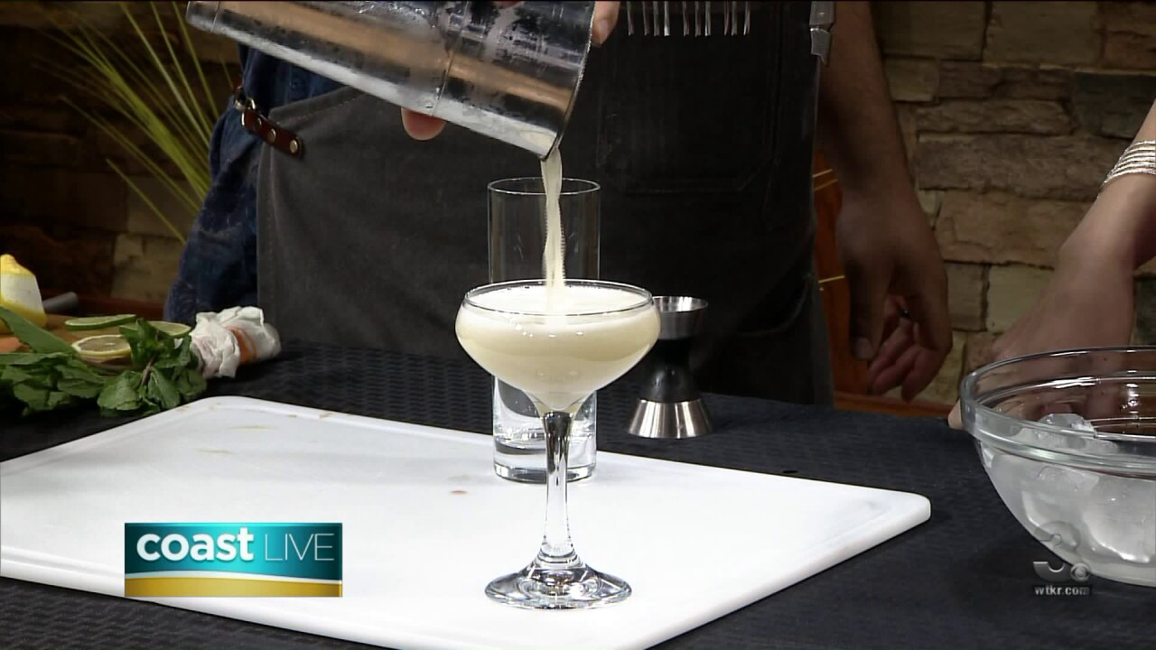 Celebrating Dry January with off-menu cocktails on Coast Live