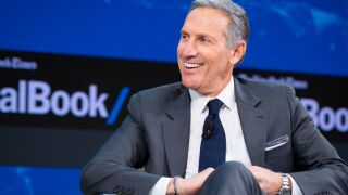 Former Starbucks CEO Howard Schultz drops plans to run as independent candidate in 2020