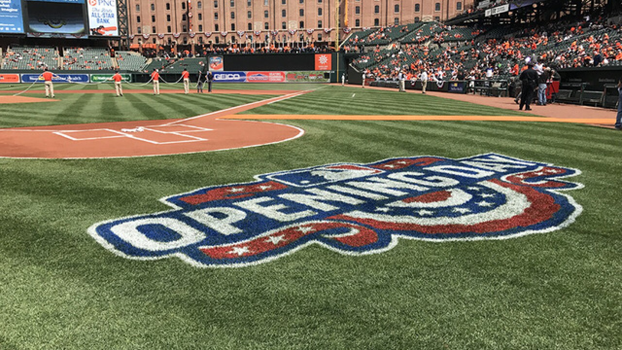 PHOTOS: Opening Day 2017