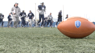 In sync in spring, ODU football one-third through springpractice