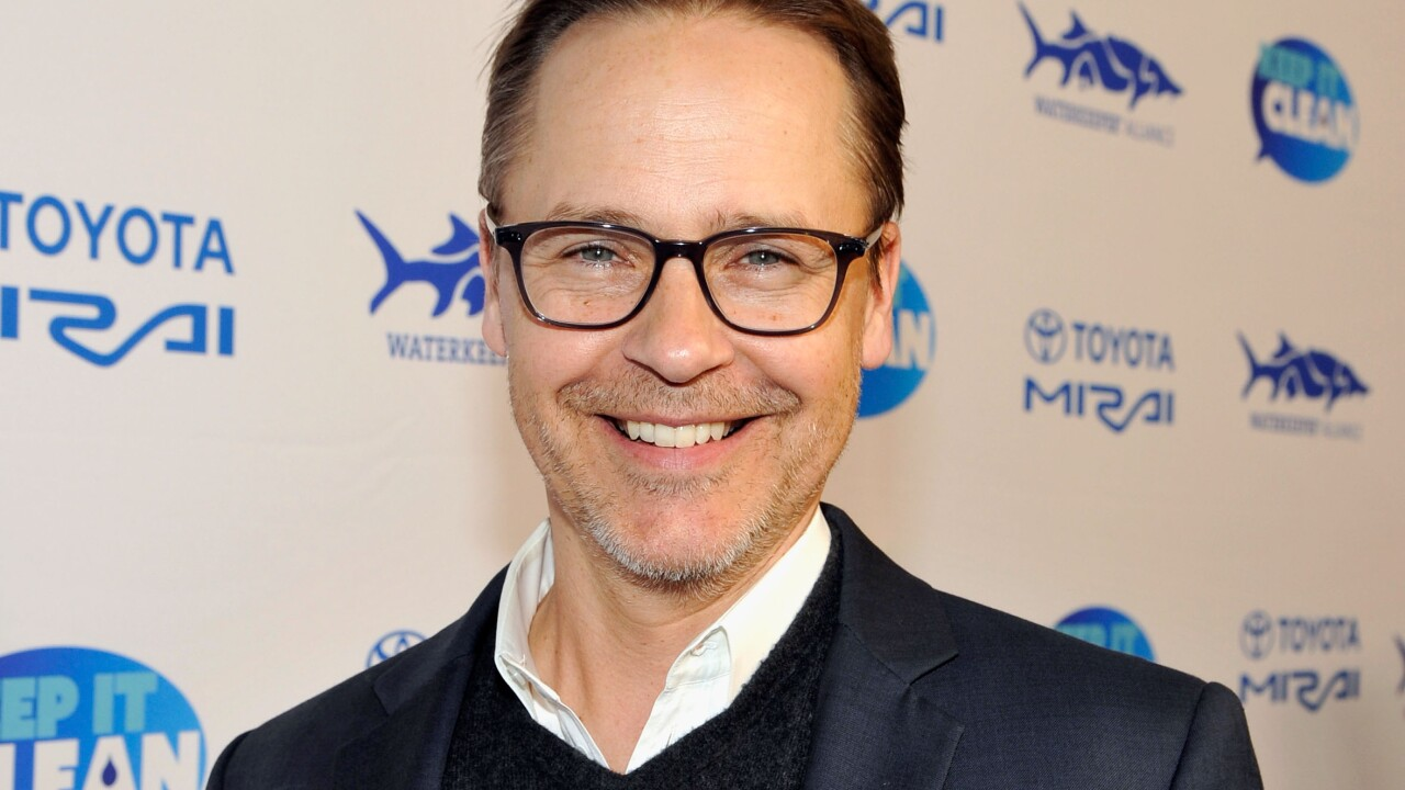 Actor and director Chad Lowe