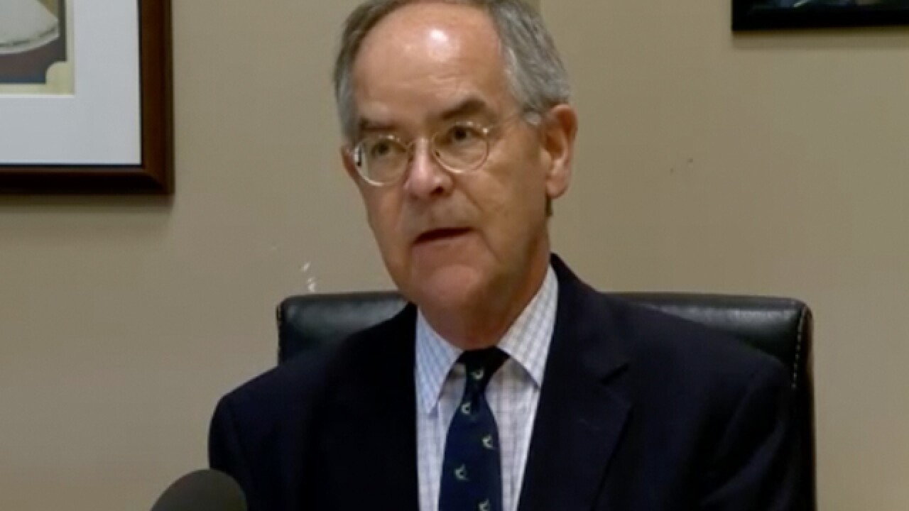 Rep. Jim Cooper wins Tennessee's 5th Congressional District