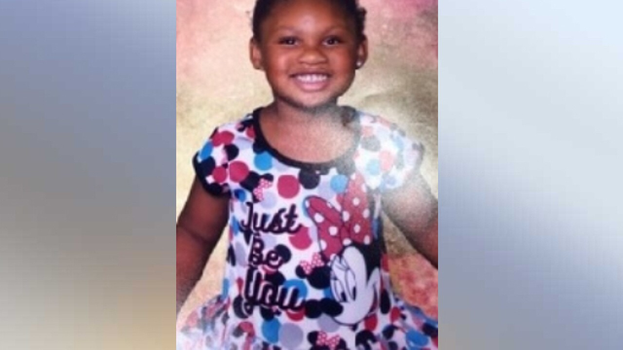 Abducted 4-year-old girl, Tanilya Jones, found safe, according to officials
