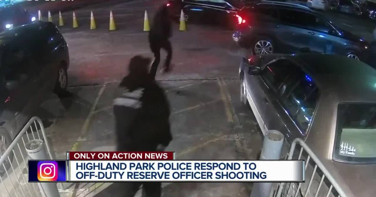 Expert and Highland Park police spokesperson respond to off-duty reserve officer shooting at Detroit bar