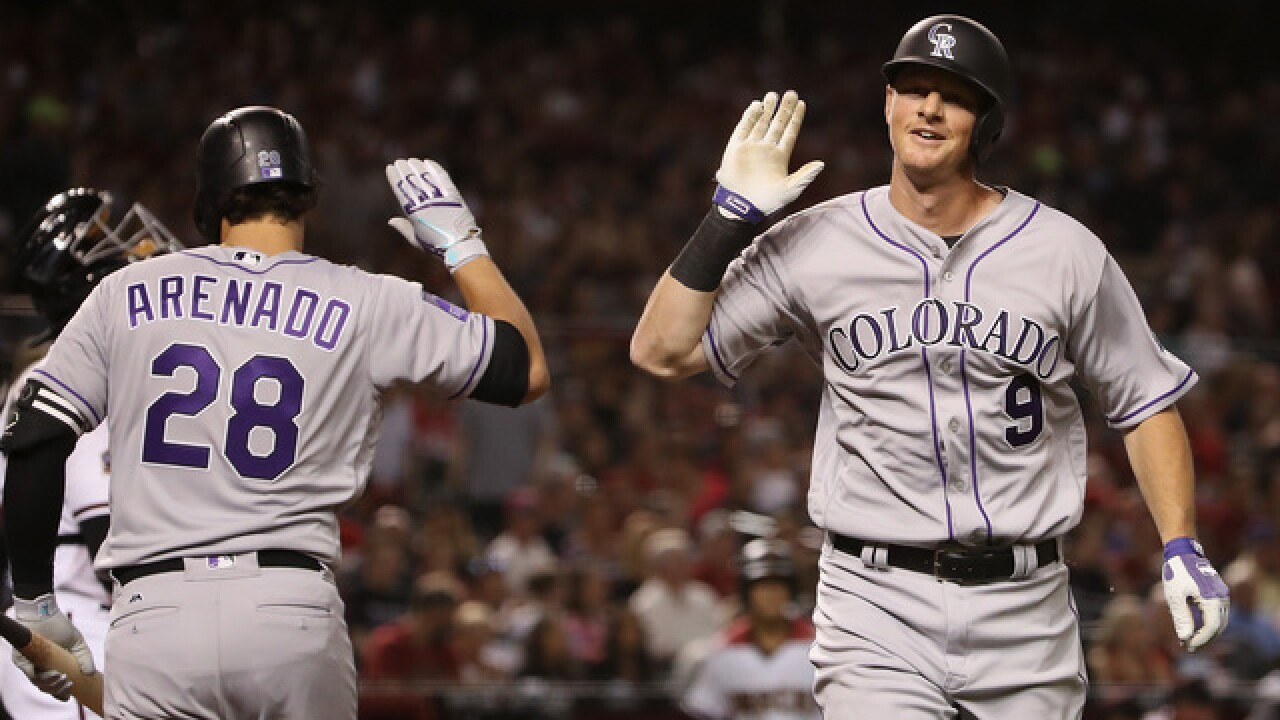 Rockies reinstate Brother Rice's DJ LeMahieu from DL