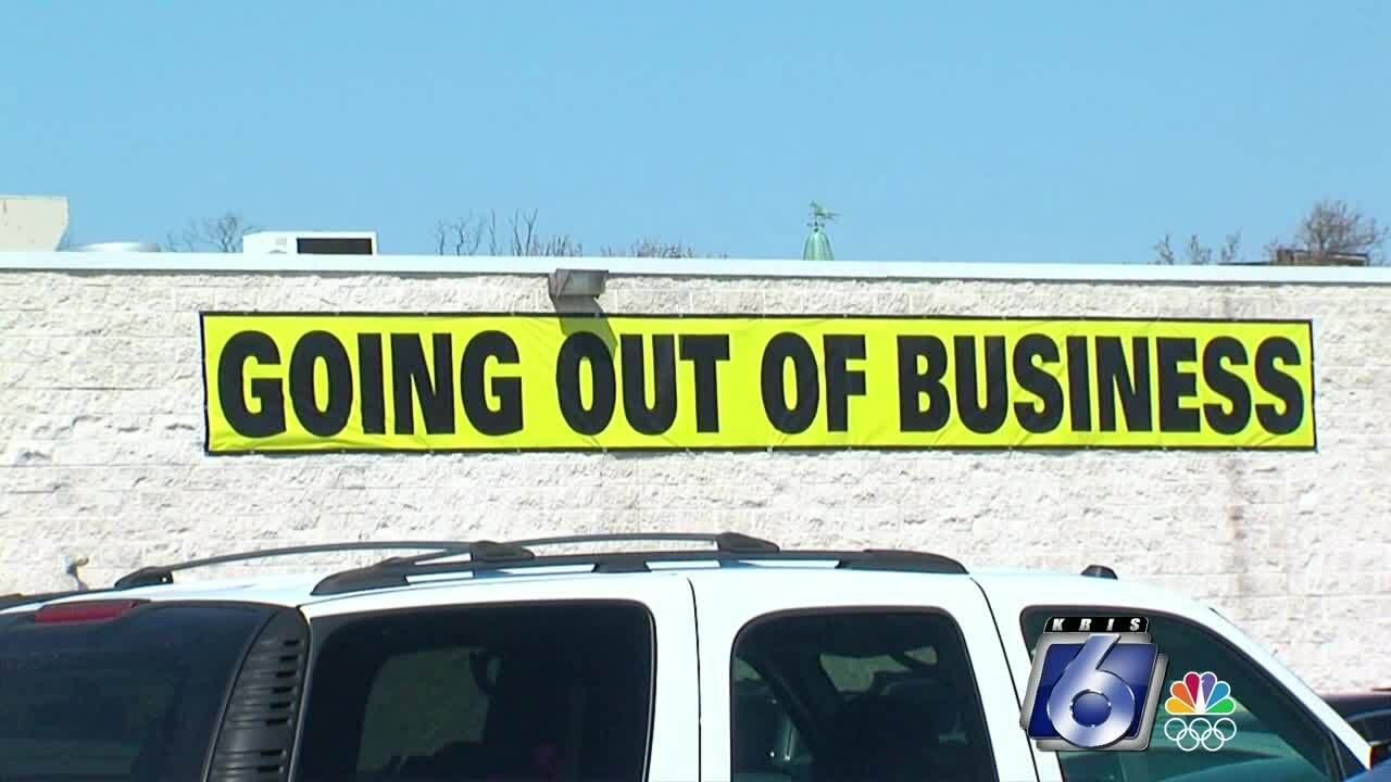 Beware going out of business sales that aren't that cheap
