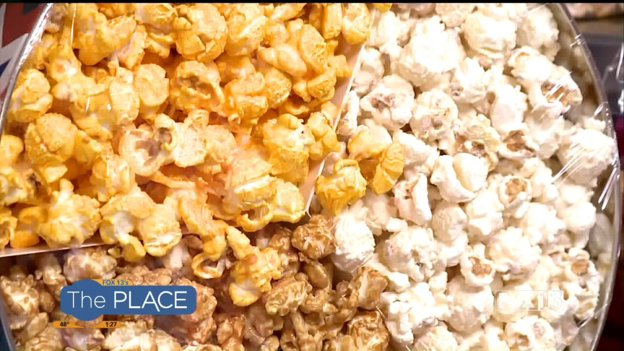 We're celebrating National Popcorn Day with unique localflavors