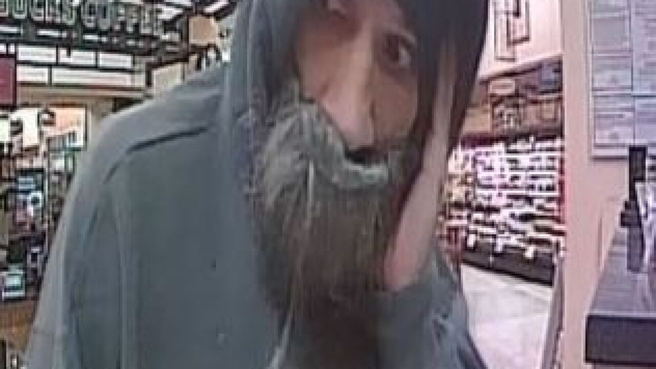 LVMPD seeks west side bank robbery suspect