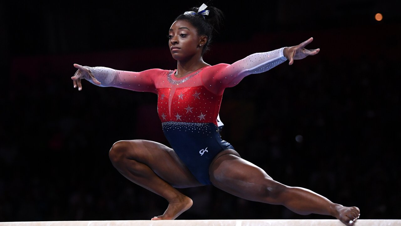 Beauty Standards - Simone Biles