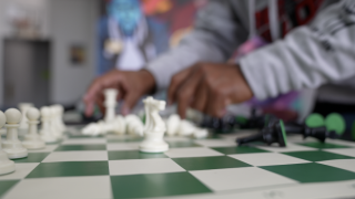 Local chess club teaching the game and life lessons