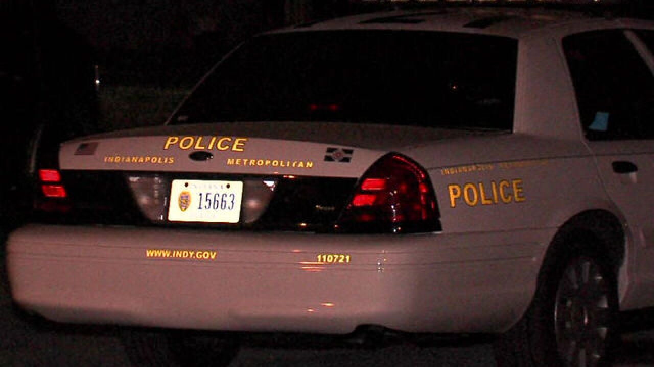 Man found shot dead on Indy's northeast side