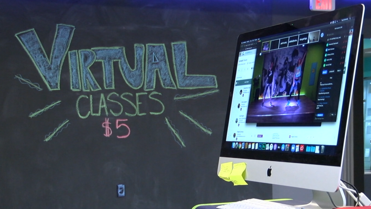 No excuses! Local gym offering fitness classes online